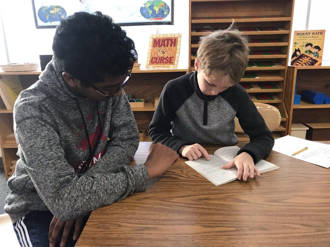 Fraser Woods Montessori School   Upper Elementary: Community