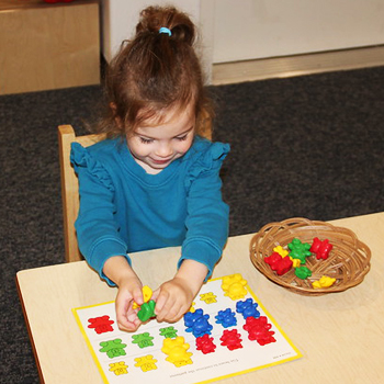 Fraser Woods Montessori Toddlers Ages 12 months to 3 years